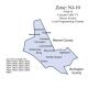 Coverage Area Zones