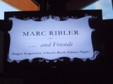 "Marc Ribler and Friends In Concert . Asbury Park ""A Little Piece of Heaven"" by Calvin Schwartz"