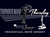 A Major FREEHOLD LIVE Music Event to Celebrate BRUCE SPRINGSTEEN'S Birthday: THUNDER ROAD THURSDAY.  Acoustic Lounge @American Legion Post-54   62 W.Main St. Freehold, NJ.  Thursday September 26th 7 PM.  Many Performers.    By Calvin Schwartz