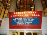 NOT Your Typical Review:  New Jersey Hall of Fame Induction and Red Carpet in Asbury Park USA.  By Calvin Schwartz  November 14th 2014