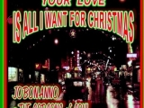 """The Making of a Contemporary Christmas Classic Song: """"Your Love is All I Want for Christmas"""" by Jo Bonanno and the Godsons of Soul   By Calvin Schwartz   December 2, 2014"""