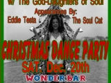 HOLIDAY COMING ATTRACTIONS: Jo Bonanno and Godsons with God Daughters of Soul  Wonder Bar Asbury Park December 20th
