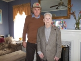 Hold On To A Moment: A Journey to Jersey Centenarians: A Series: Meet William Theodore Zimmerman; World War II Veteran   March 16, 2015 Calvin Schwartz