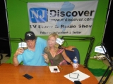 "NJ DISCOVER LIVE RADIO SHOW with Tara-Jean Vitale & Calvin Schwartz    May 18th  8 PM   ""LIVING TO 150"""