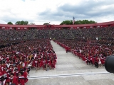My  Day at Rutgers 250th Commencement- May 15th; President Obama Keynote Speaker.  bY Calvin Schwartz  May 26, 2016