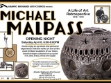 NJ DISCOVER FOLLOW-UP: ON THE NJ ART ROAD: MICHAEL MALPASS, SCULPTOR; NEW  EXHIBIT AT ATLANTIC HIGHLANDS ART COUNCIL  SAT. APRIL 8TH   by Calvin Schwartz    March 30th