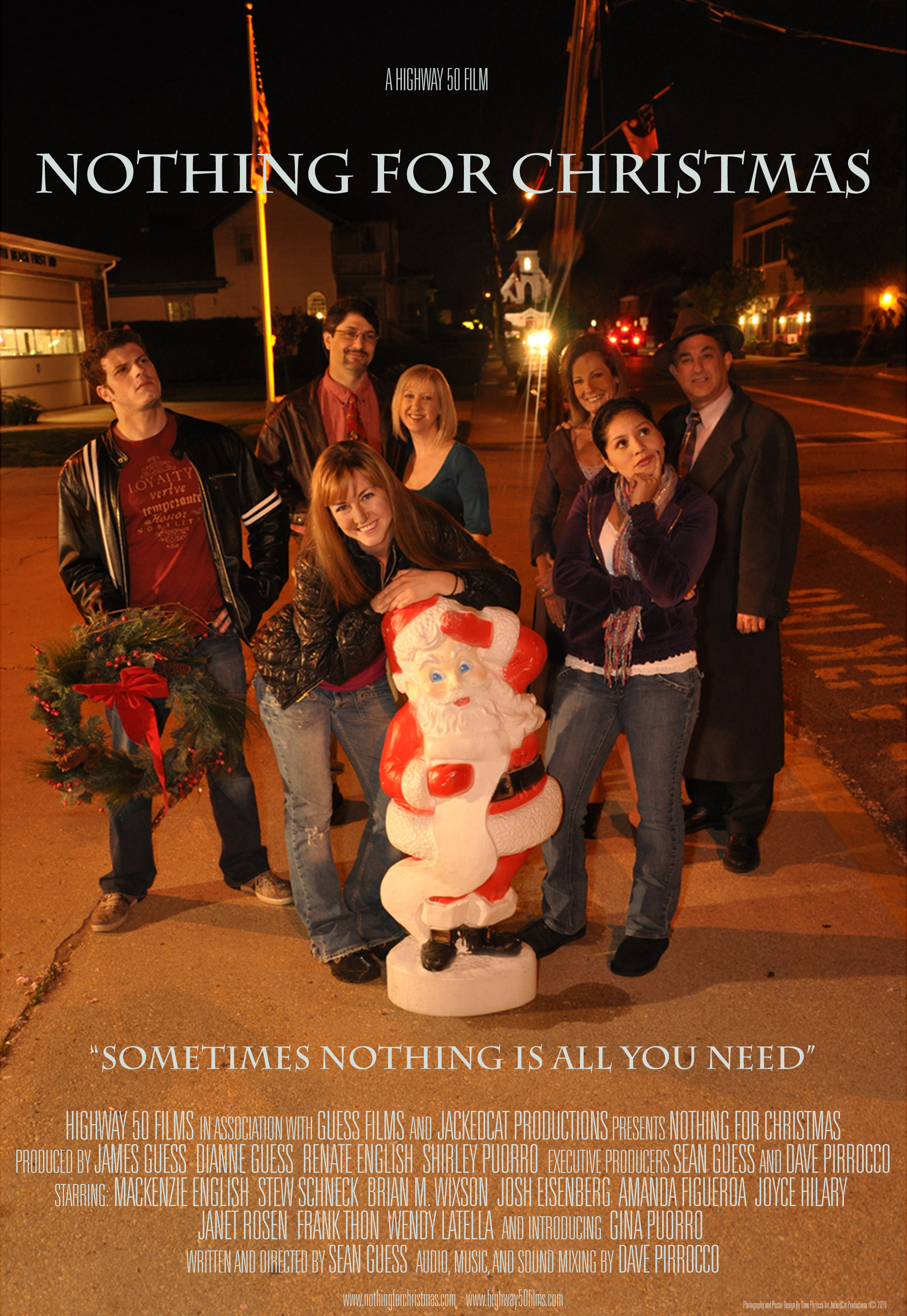 Nothing For Christmas\'   NJ Discover