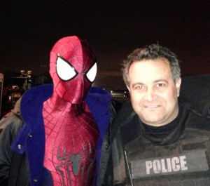 garry pastore spiderman