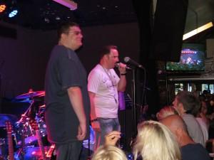Big Road's team of Terry Camp & Jesse Warren