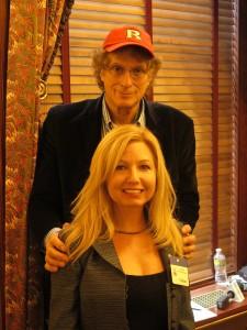 Hosts Tara-Jean Vitale & Calvin Schwartz