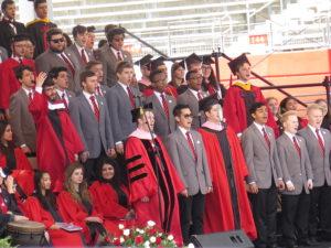 The Rutgers Glee Club